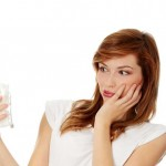 Sensibilidad y a veces dolor en los dientes